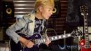 MusicForce Love Story Kim Se Hwang Gibson Les paul Axcess Custom