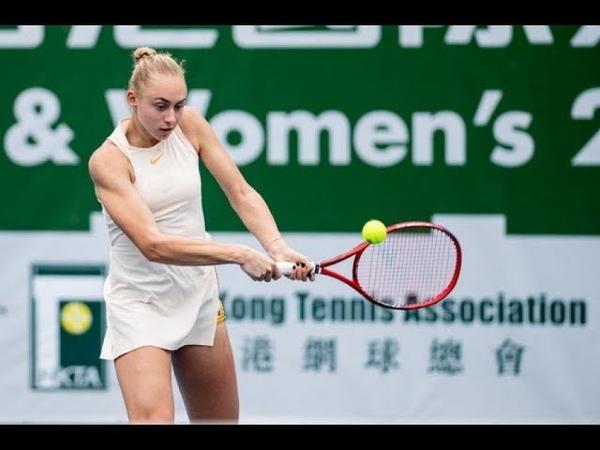 🇺🇦 ЛОПАТЕЦКАЯ вышла в финал ITF W25 SANTA MARGHERITA! 🎾 Lopatetska