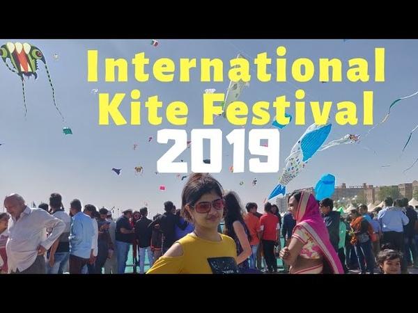 International kite festival 2019 Ahmedabad riverfront