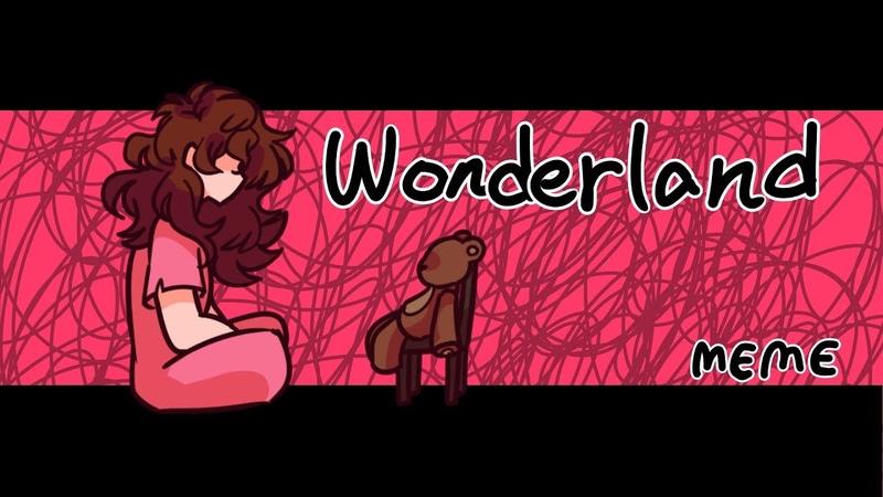 Wonderland (MEME)(Sally)(Creepypasta)(Blood warning)(Amino Fan club)