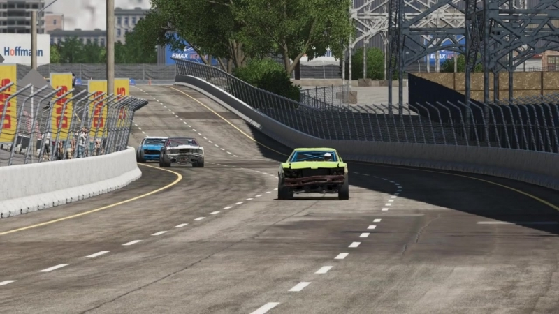 Wreckfest - Starbeast, Motorcity Circuit, replay