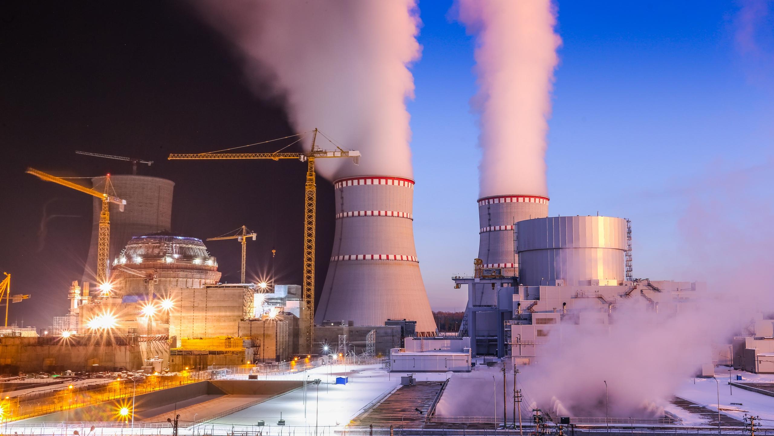 самом картинка бор атомная электростанция времен последних двух