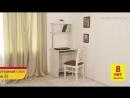 Обзор компьютерного стола Фортуна 25 от DaVita мебель г Подпорожье ул Пионерская д 3 ТЦ ЛЮКС Второй этаж офис №3
