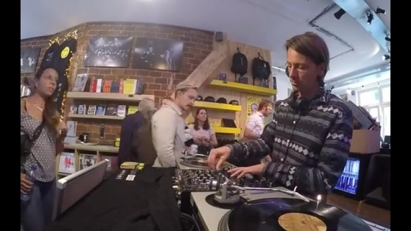 Bart Skils - Live @ Mary Go Wild In-Store Session, Amsterdam 16.08.2018