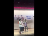 FANCAM 17.06.18 A.C.E @ 4th fansign Incheon Media Center