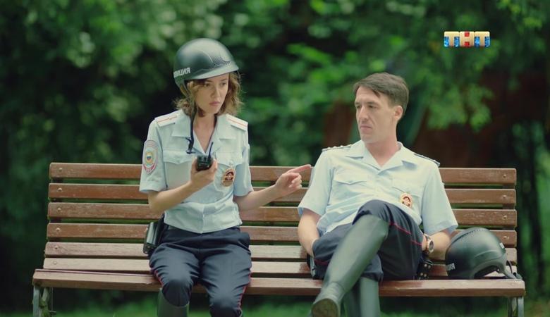 Конная полиция 1 сезон - 8 серия (эфир 16.10.2018) на от тнт