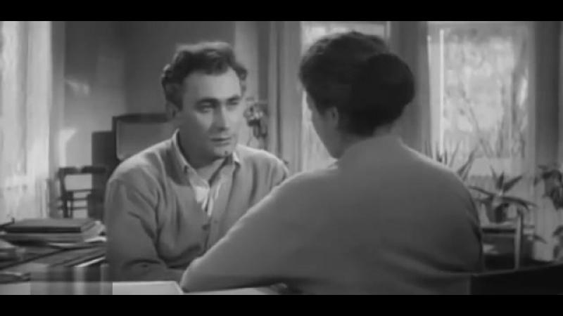История Ленфильма 1960 год И снова утро