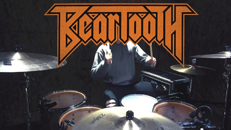 BEARTOOTH - YOU NEVER KNOW - DRUM COVER(Christopher Ghazel)
