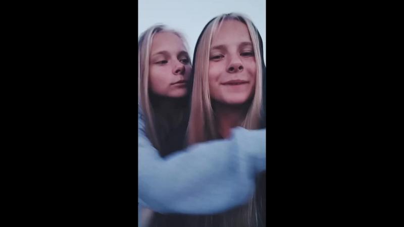 Dasha and Katya Volkovs