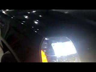Улучшение качества света на Cadillac Escalade