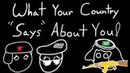 What Your Country Says About YOU! In Video Games.