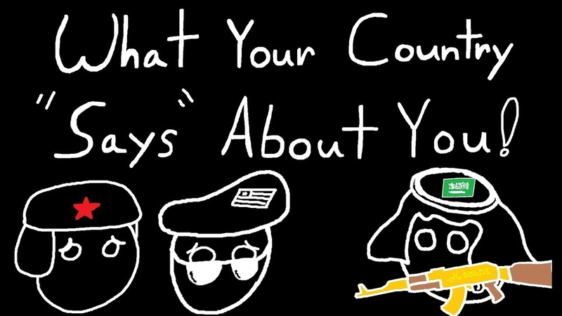 What Your Country Says About YOU In Video Games