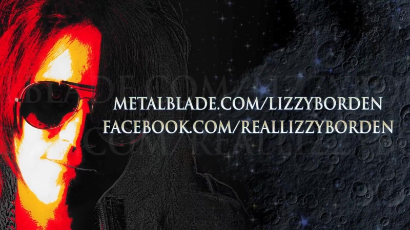 Lizzy Borden The Scar Across My Heart (OFFICIAL)