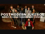 Postmodern Jukebox & Casey Abrams - What Is Love (Haddaway Cover)