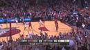 Damian Lillard BUZZER SHOT vs Houston Rockets 2014 HD