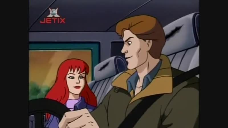 Человек Паук 5 Сезон 7 Серия Возвращение Гидромена Часть Первая