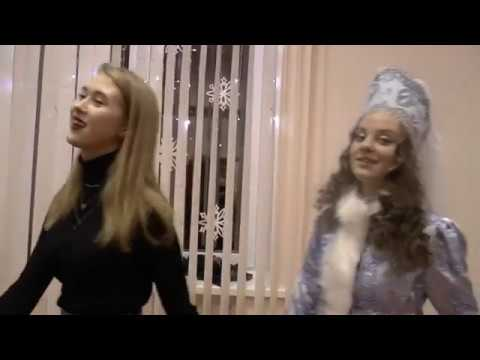 Саша Сливницын ,Сашенька Никулина, ДШИ №1, Ёлка ,Шумерля 2018 г