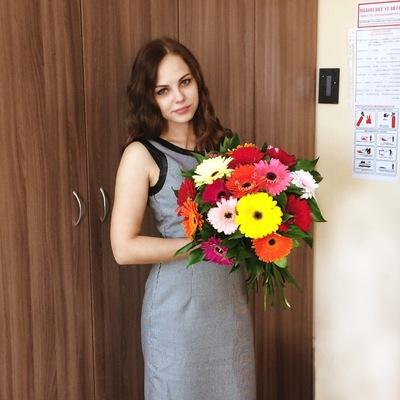 Александра Строева