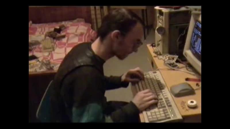 ДОС, чёрной пеленой экран заполнил чистый DOS