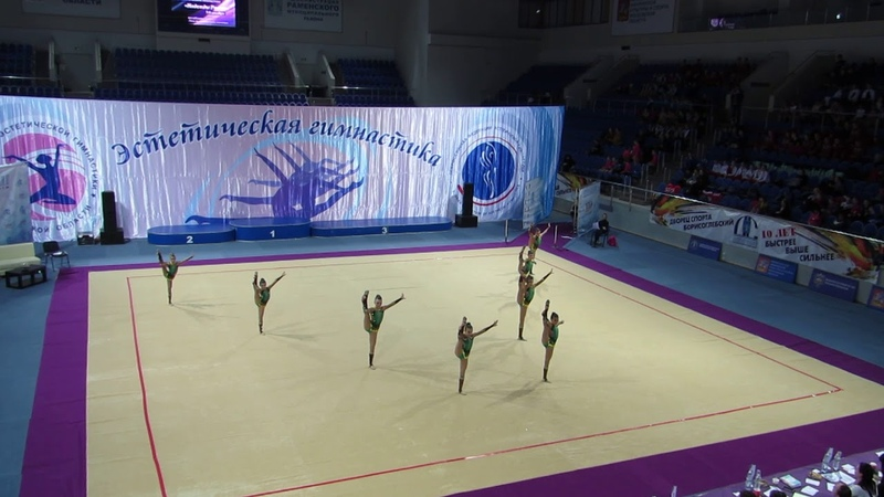 Олимпик 10-12 (Москва), ВС Надежды России 09.12.2018, г. Раменское