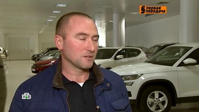 Первая передача. Блогер Елена Лисовская - об Opel Astra H и спор о тротуаре (10.02.2019)