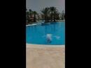 Сальто назад в бассейн 2,50 м. 😁😎