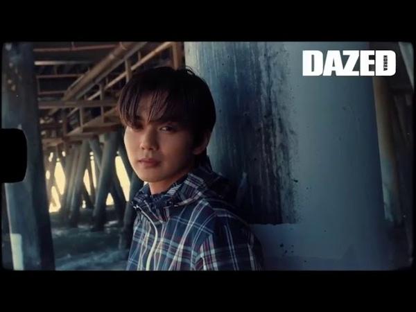 Ю Сын Хо для DAZED KOREA ( 유승호의 얼굴에 담은 감정과 감성).