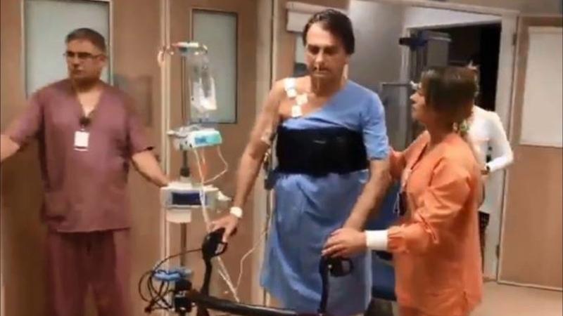 Bolsonaro xingando enfermeira de P U T A e Vagabunda?