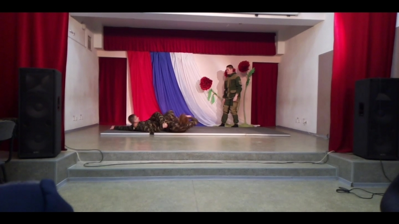 ВСПК-Авангард. День призывника 2018