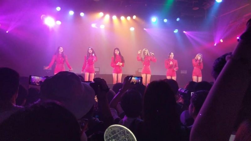 180621 Dreamcatcher In Taipei cover S.H.E [ 五月天 Mayday ]