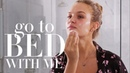 Josephine Skriver's Nighttime Skincare Routine Go To Bed With Me Harper's BAZAAR