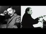 Glenn Gould and Natsume Soseki