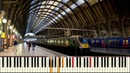 Сиреневый туман Джаз Instrumental Ноты и Видеоурок для фортепиано piano cover