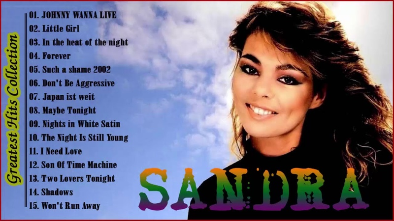 SANDRA Die besten Songs 2018 || SANDRA Greatest Hits || SANDRA Full Album New Playlist