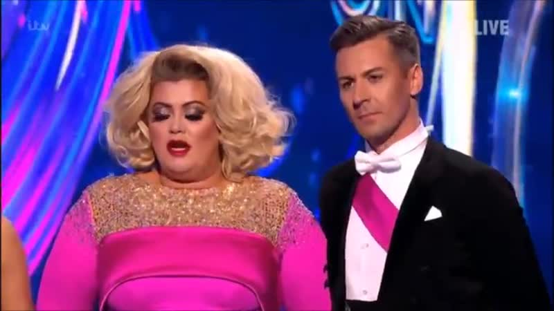 Gemma Collins Furiously Accuses 'Dancing On Ice' Judge Jason Gardiner Of 'Selling Stories' On Her
