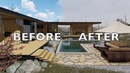 LUMION 8 BEFORE/AFTER Render Tutorial Modern House8