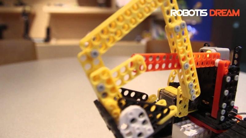 Конструкторы ROBOTIS DREAM