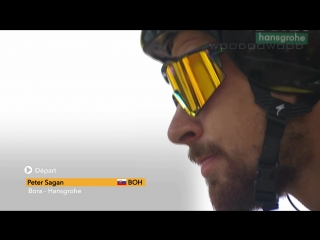 Sagan po časovke TDF - rozhovor a jazda | 28.7.2018