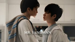 BL   Tin Can   Mr. Sandman