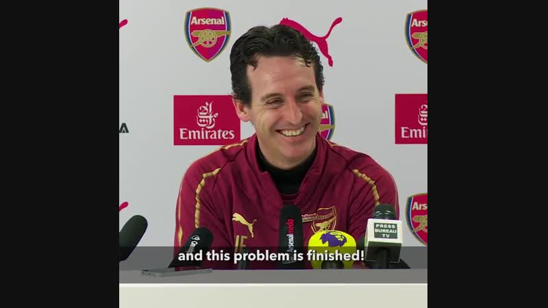 We saw @MatteoGuendouzi fouled in a erm... pretty unconventional way last night - - ️ Heres @UnaiEmery_s suggestion to make sure