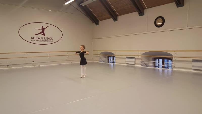 Nerijus Juska - baleto mokykla (Ula)