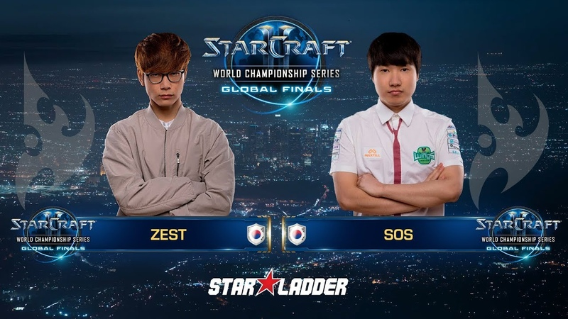 2018 WCS Global Finals Ro16, Group B, Decider Match: Zest (P) vs sOs (P)