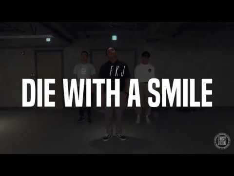 J-ho class | FKJ - Die with a smile | Justjerk Dance Academy