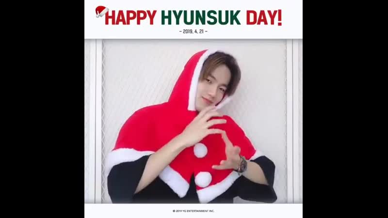 HAPPY BIRTHDAY [id536757436|HYUNSUK] 🐷 ⠀⠀⠀ TREASURE13 트레저13 CHOIHYUNSUK 최현석 HAPPYBIRTHDAY 20190421 YG
