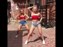 Dancehall reggaton Валерия Стефаненко
