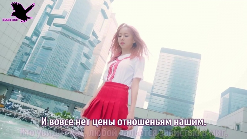LOONA ViVi feat Jinsoul Everyday I Need You рус караоке от BSG rus karaoke from BSG