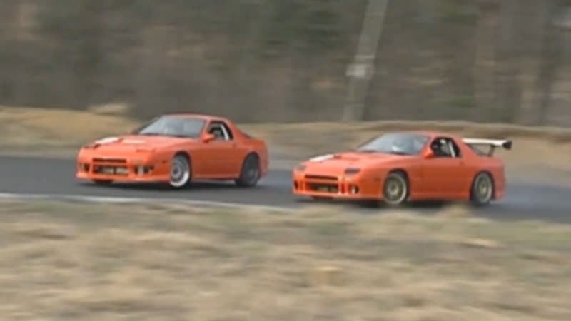 Battle Magazine BM Cup 2004 Tohoku Regionals Rd 1 at Ebisu South Circuit