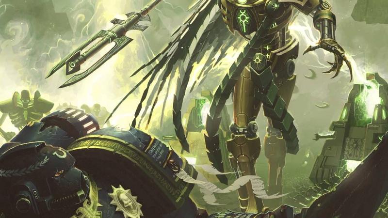 Warhammer 40000. Отрывок из новеллы «Пожиратель»