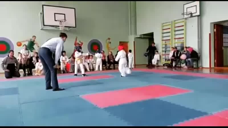1 05 19г Лёня Енусов респ турнир по МГК