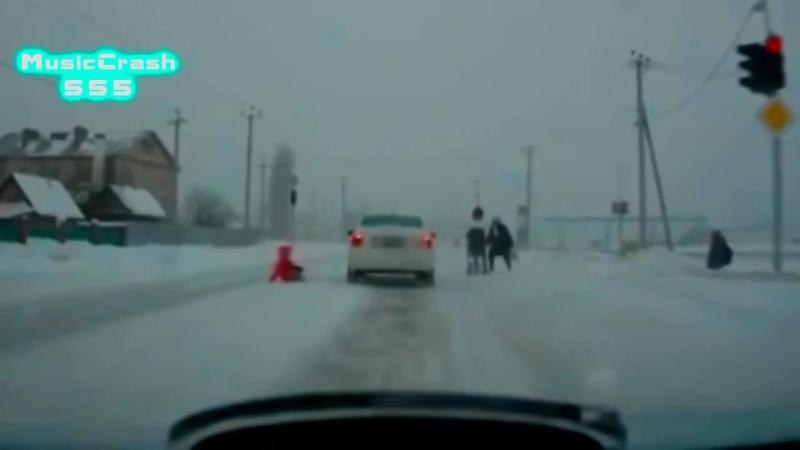 Живым пешеходам посвящается - Везение на дороге